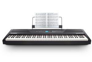 Alesis Recital PRO Digital Piano:Keyboard with 88 Hammer Action Keys