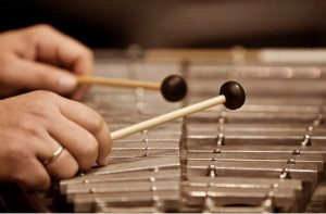 Glockenspiel is easy to start learning