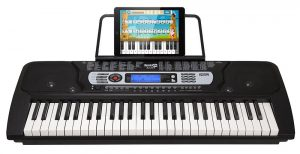 Keyboard is an ideal instrument for an autistic child