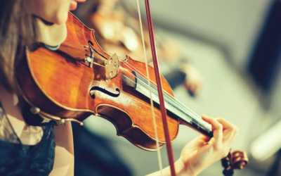 How Do Violinists Know Where To Put Their Fingers?