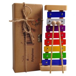 Xylohone or Glockenspiel for autistic child
