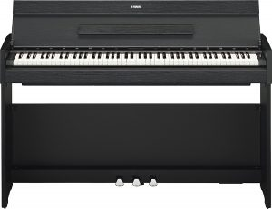 Yamaha Arius YDP-S52 Digital Piano - Black Walnut