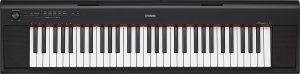 Yamaha NP12 Digital Piano - Black