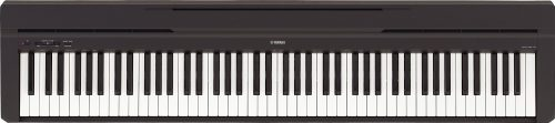 Yamaha P-45 Digital Piano - Black