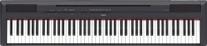 Yamaha P115 Digital Piano - Black by Yamaha
