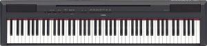 Yamaha P115 Digital Piano - Black by Yamaha